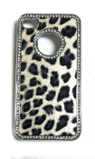 Bling Snap case for iPhone® 4/4S (Leopard)