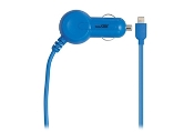 iPhone 5 Car Charger (Blue)