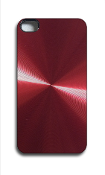 Starburst Case for iPhone® 4/4S (Red)