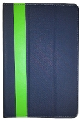 "10"" Universal Smart Cover Tablet Case Grey/Lime"