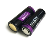 26650 Battery (2 PACK Flat Top) 3500mAh 3.7V